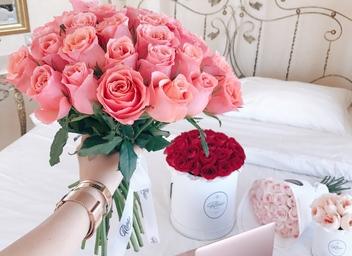 Какие цветы подарить женщине на 57 лет — img 4